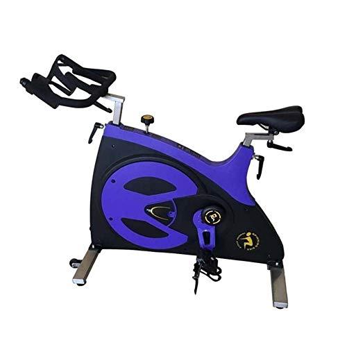 Spinning fiets Spinning Fietsen, Indoor Indoor Sports Pedaal Fietsen, Full-ingesloten Big Vliegwiel Magnetoresistive Hometrainers