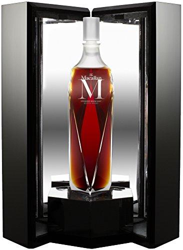 Macallan M Decanter The 1824 Series mit Geschenkverpackung Whisky (1 x 0.7 l)
