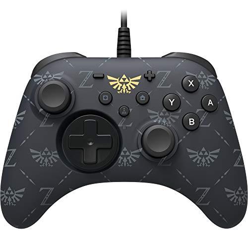【任天堂ライセンス商品】ホリパッド for Nintendo Switch ゼルダの伝説【Nintendo Switch対応】