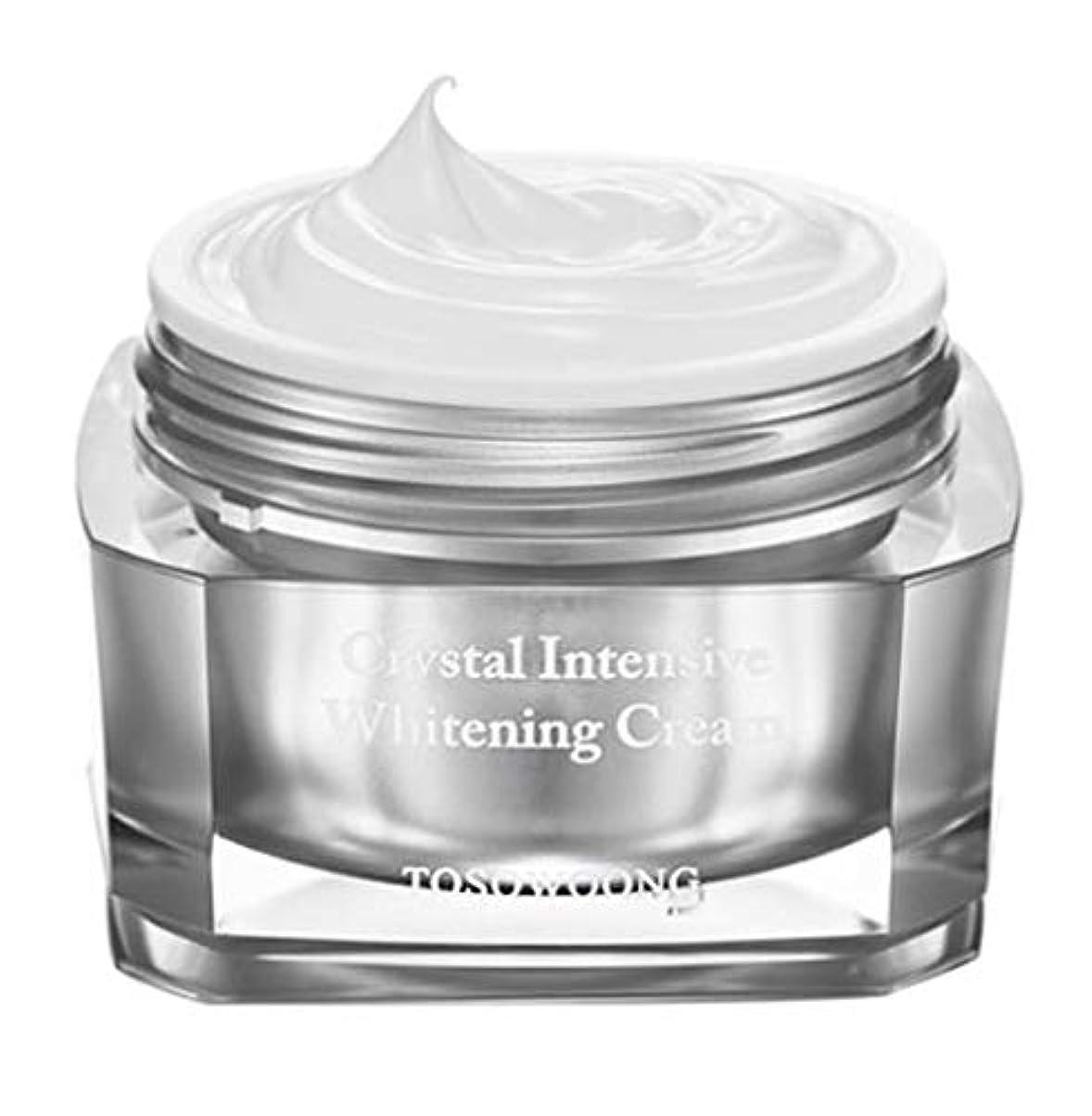 限定提供する離す[TOSOWOONG] Crystal Intensive Whitening Cream 50g / [トソウン] クリスタルインテンシヴホワイトニングクリーム 50g [並行輸入品]