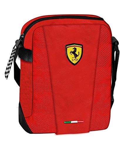 Ferrari KLEINE FREQUENZWEICHE OFFIZIELLER STALL ROT