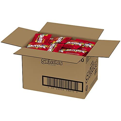SKITTLES Original Bulk Chewy Candy Fun Size 4-pound box