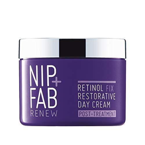 Nip+Fab Retinol Fix Restorative Tagescreme nach der Vorbehandlung