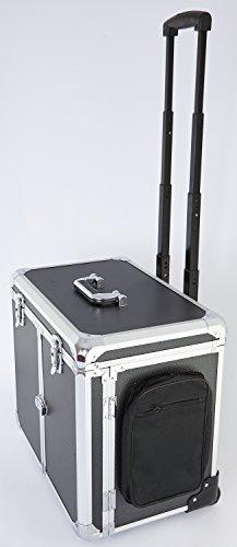 Fusspflegekoffer/Pedicurekoffer Modell CS-BLACK