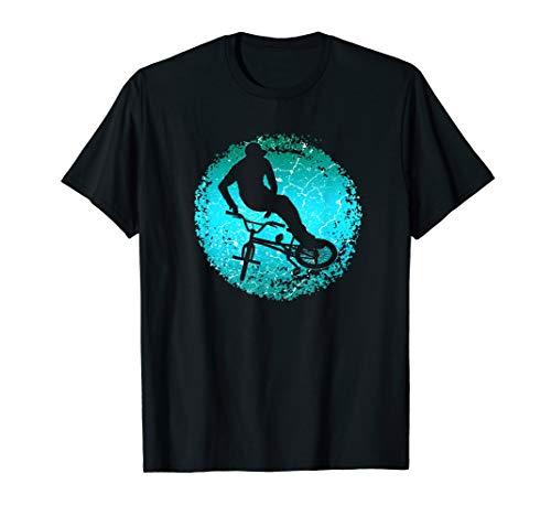 BMX Freestyle Liebe Fahrrad Mountain Bike Geschenk T-Shirt