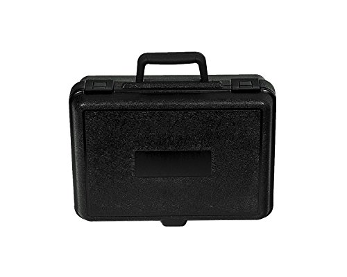 PFC Plastic Carrying Case with Foam, 13 1/2' x 10' x 4 3/8'