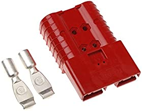 SRE 320 Amp red 24V connector with AWG 2/0 contacts