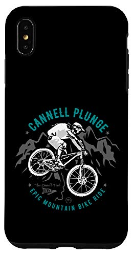 iPhone XS Max Cannell Plunge Mountain Bike MTB Case
