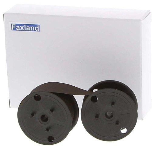 Farbband - schwarz- für Olympia CM 1810 Plus, kompatibel Marke Faxland