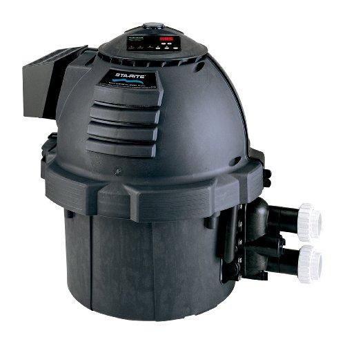 Best Buy! Sta-Rite SR200HD Max-E-Therm Black Heavy Duty Pool and Spa Heater, 200-BTU