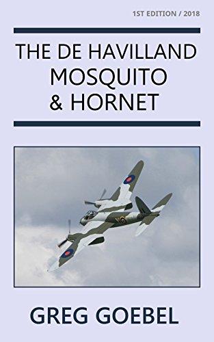 The De Havilland Mosquito & Hornet (English Edition)