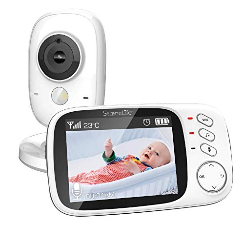 SereneLife Video Baby Monitor