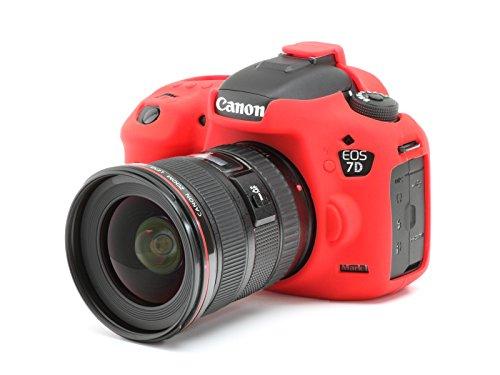 ジャパンホビーツール イージーカバー Canon EOS 7D Mark2 用(レッド)