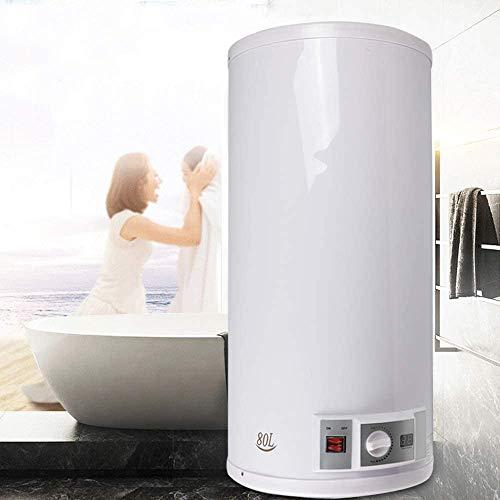 Generic 80L Elektrospeicher Warmwasserspeicher elektrischer Wasserkocher,Zephyri 220V Warmwasserspeicher Boiler Elektroboile Wand Wasserboiler