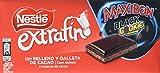 Nestlé Maxibon Black Cookie 170g - Pack de 16