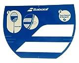 Babolat Logoschablone für Bespannen von Badminton-Schlägern