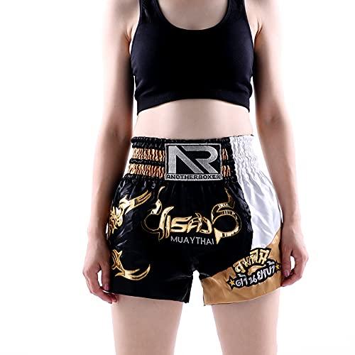 LGQ Muay Thai Fighting Shorts Sanda...
