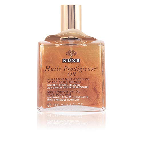 Nuxe Huile Prodigieuse Or Golden Dry Oil 100ml Spray
