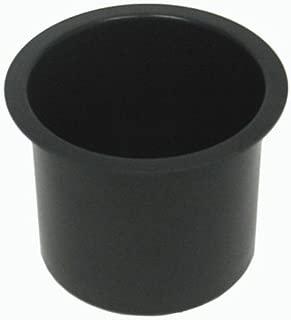 Trademark Poker Jumbo Aluminum Poker Table Cup Holder (Black)