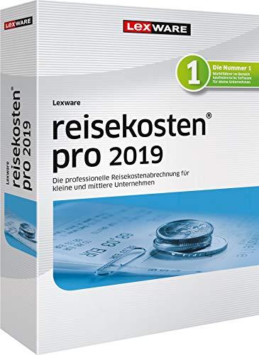 Preisvergleich Produktbild Lexware reisekosten pro 2019 Jahresversion (365-Tage)