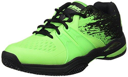 Prince Herren Warrior Lite M Sneaker, grün, 39.5
