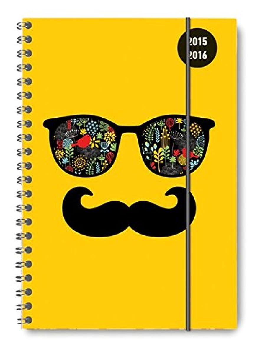 やむを得ない手数料毎回Collegetimer A5 Sunglasses 2015/2016 - Ringbuch