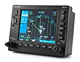 RealSimGear GNS530 Bezel | Realistic GPS Hardware for Flight Simulators | Student Pilot Navigation System | 5' LCD Display Screen