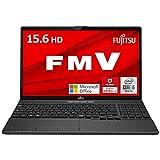 公式 富士通 ノートパソコン FMV LIFEBOOK MS Office 2021 Win 11 15.6型 Core i5 8GB SSD 256GB DVD AHシリーズ FMVWF3A152 AZ