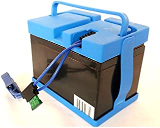 Upgraded Replacement 12V Battery for Peg Perego John Deere Tractor Ride-on-Toy (12V 15 Amp Kit)