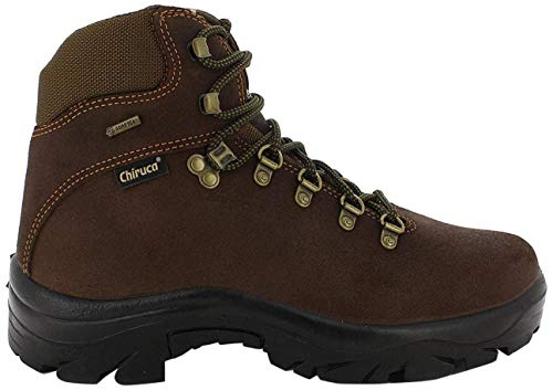 Botas bota Chiruca Pointer 02 color marrón piel - GORETEX Talla 41