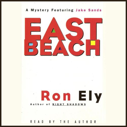 East Beach audiobook cover art