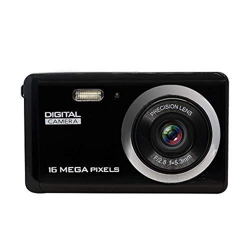 SDRFSWE Outdoor-Sportarten Wiederaufladbare HD-Digitalkamera Kamera 1080p Reise Mini-HD-Karte Maschine HD-Heim-Mikro-SLR-Selbstauslöser Student Kinderkamera Für Fotografie Kompaktkamera Unterstützung