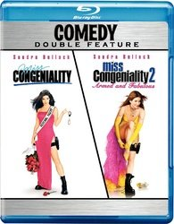 Miss Congeniality / Miss Congeniality 2 (DBFE) (BD) [Blu-ray]