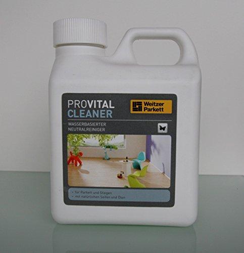 Weiter Parkett - ProVital Cleaner - Neutralreiniger für geöltes Parkett - 1 Liter