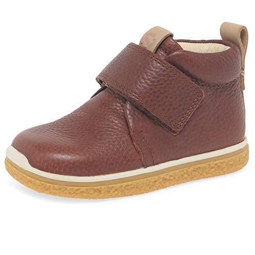 ECCO Unisex Baby Ecco Crepetray Mini Sneaker, Braun (Cognac 1053), 24 EU