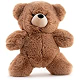 World's Softest Plush Stuffed Animals, Tan Bear
