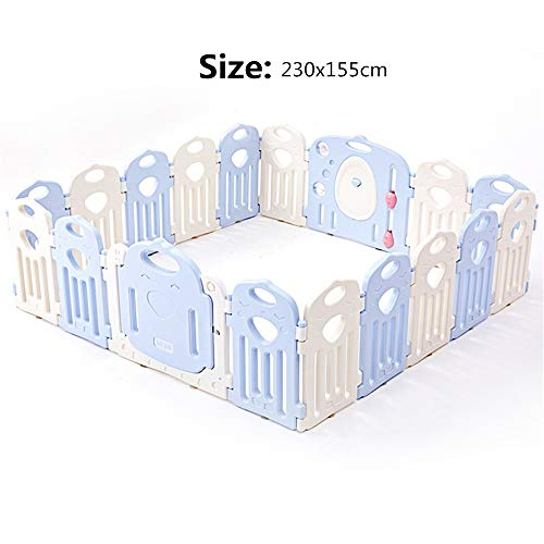 Baby Playpens Multi Sided Panel Baby Fence Play Area For Baby Toddlers Home Indoor Playpens Children's Games Baby…