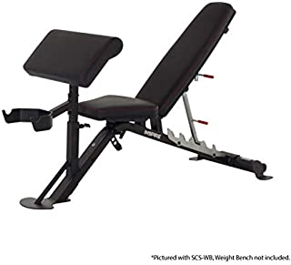 Inspire Fitness Preacher Curl Attachment (Will Work on SCS & FT1 Bench)