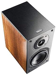 diffusori acustici 2 Vie Bass Reflex amplificazione suggerita 30 - 80 watt dimensioni (LxAxP) 175 x 285 x 255 mm.