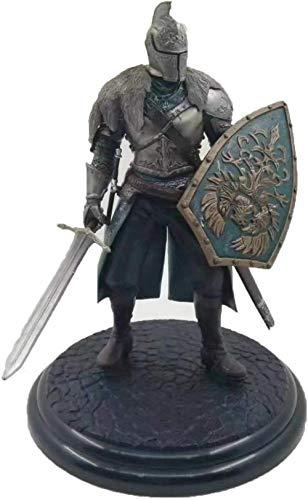 lkw-love Figura de acción Dark Souls Modelo de Juguete Altrius Fahan Knights Modelo Figuras de acción Modelado Adornos de Escena Souvenirs/Coleccionables/Manualidades 22cm Juguetes para