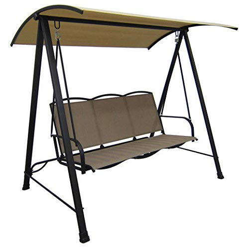 Garden Winds 3 Person Sling Swing Replacement Canopy Top Cover