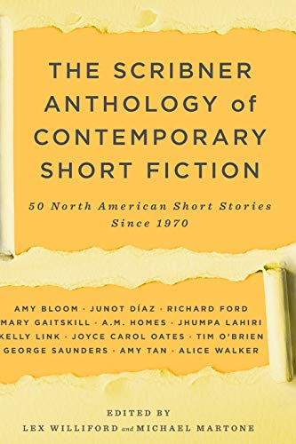 The Scribner Anthology of Contemporary Short Fiction: 50 North American Stories Since 1970 (Touchstone Books...