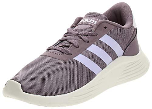 Adidas EG3294, Zapatillas de Atletismo Mujer, Purple/White, 34 EU