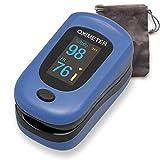 カフベンテック パルスオキシメーター PC-60B1 アラーム設定機能 国内検査済 医療機器認証取得済 酸素濃度計 スカイネット CV04A001