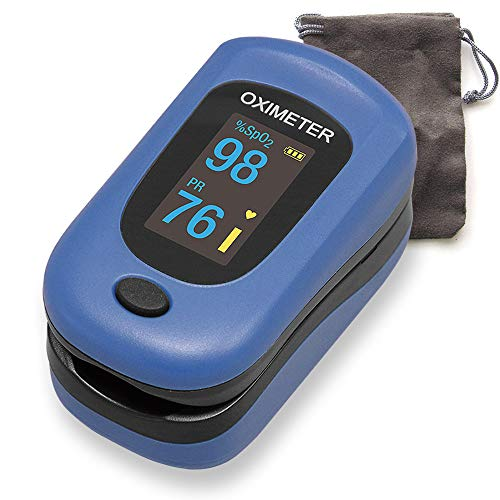カフベンテック パルスオキシメーター PC-60B1 アラーム設定機能付 国内検査済 医療機器認証取得済 酸素濃度計