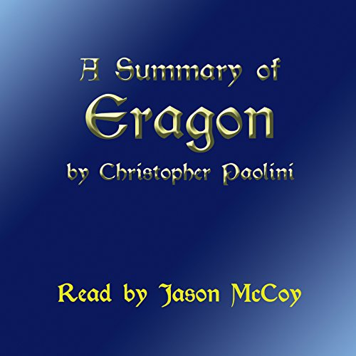 Page de couverture de A Summary of Eragon (The Inheritance Cycle) by Christopher Paolini
