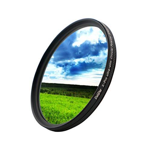 DolDer X–Pro CPL Filter 77mm, Slim Zirkular Polfilter 77mm