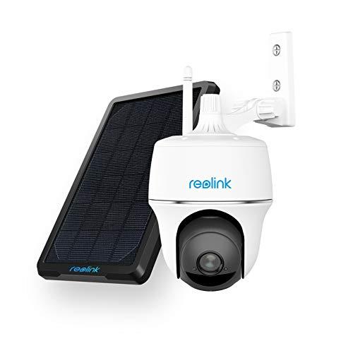 Reolink 1080P Cámara IP Vigilancia Exterior WiFi, 355° / 140...