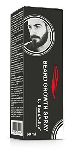 Fördert den Bartwuchs - Für kräftigeren, volleren Bart Abbildung 2