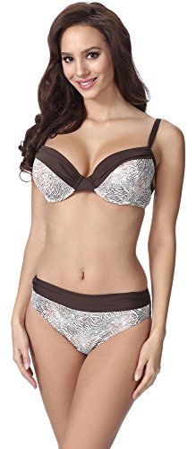 Merry Style Dames Push Up Bikini Set F21